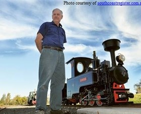 Penwood Miniature Railway - Broome Tourism