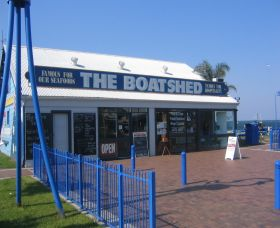 Innes Boatshed - Broome Tourism