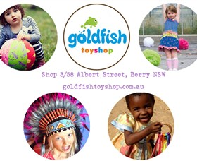 Goldfish Toy Shop - Broome Tourism