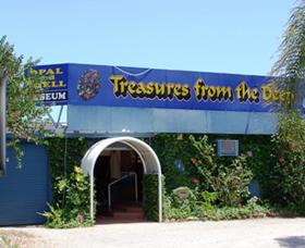 Treasures from the Deep - Opal and Shell Museum - Broome Tourism