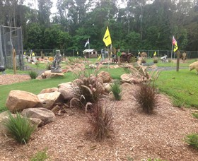 The Cove Miniature Golf Course - Broome Tourism