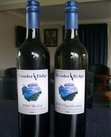 Thunder Ridge Wines - Broome Tourism