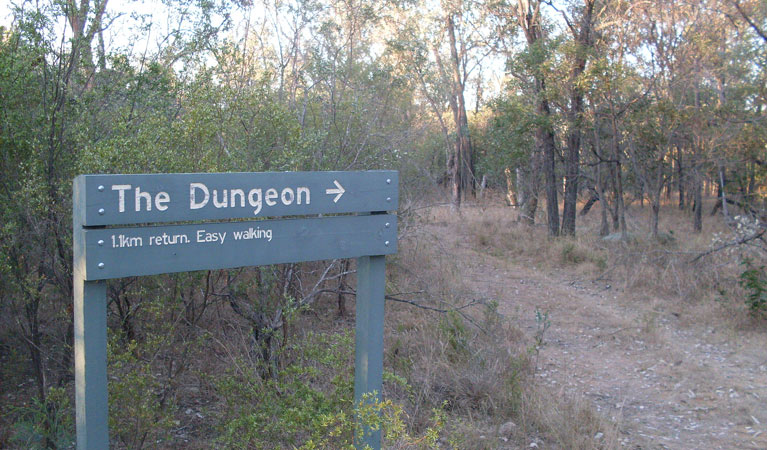 Dungeon lookout - Broome Tourism