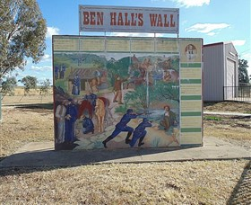 Ben Halls Wall - Broome Tourism