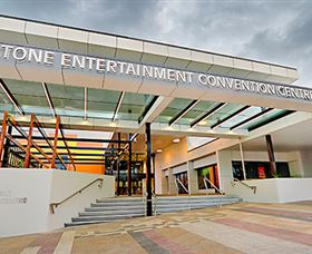 Gladstone Entertainment and Convention Centre - Broome Tourism