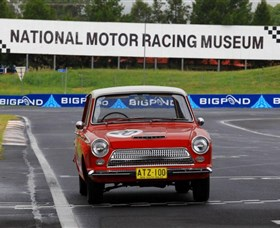 National Motor Racing Museum - Broome Tourism