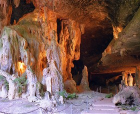 Abercrombie Caves - Broome Tourism