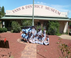 Yass and District Museum - Broome Tourism