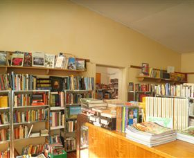 Corryong Browsers Bookshop - Broome Tourism