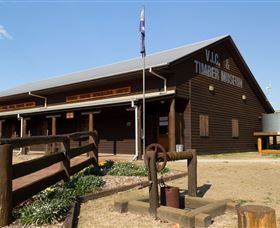 South Burnett Region Timber Industry Museum - Broome Tourism