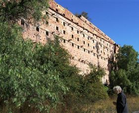 Glen Davis Ruins - Broome Tourism
