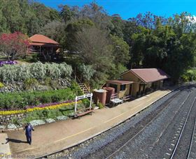 Spring Bluff Railway Station - Broome Tourism