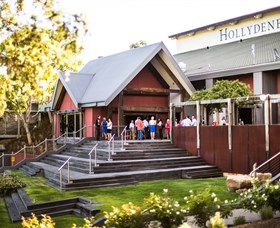 Hollydene Estate Wines and Vines Restaurant