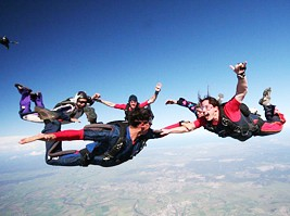 Skydive Maitland - Broome Tourism