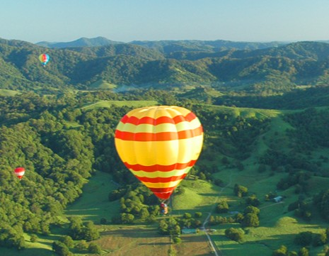 Byron Bay Ballooning - Broome Tourism