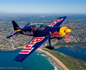 Red Baron Adventure Flights - Broome Tourism