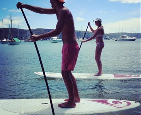 Avalon Stand Up Paddle - Broome Tourism