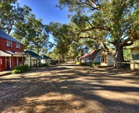 The Australiana Pioneer Village Ltd - Broome Tourism