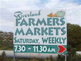 Riverland Farmers Market - Broome Tourism