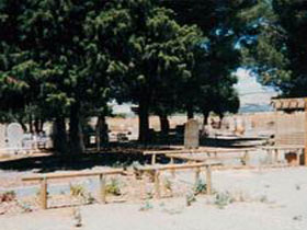 Saint Ann's Anglican Cemetery - Broome Tourism