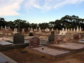 Langhorne Creek Cemetery - Broome Tourism