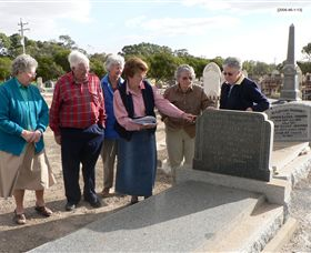 Wentworth Cemetery - Broome Tourism