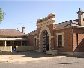 Old Wentworth Gaol - Broome Tourism