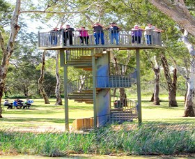 Darling and Murray River Junction and Viewing Tower - Broome Tourism