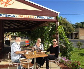 Artback Australia Gallery and Cafe - Broome Tourism