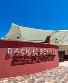 Back O Bourke Exhibition Centre - Broome Tourism