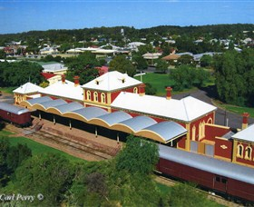 DUNERA  MUSEUM - Hay Internment and Prisoner of War Camps Interpretive Centre - Broome Tourism