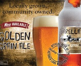 Barellan Beer - Community Owned Locally Grown Beer