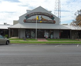 Barmah Forest Heritage and Education Centre - Broome Tourism
