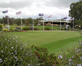 Tocumwal Golf Club - Broome Tourism