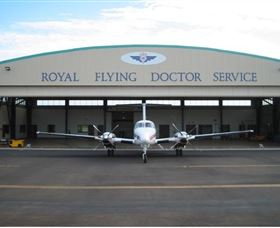 Royal Flying Doctor Service Dubbo Base Education Centre Dubbo - Broome Tourism