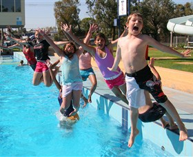 Dubbo Aquatic Leisure Centre - Broome Tourism