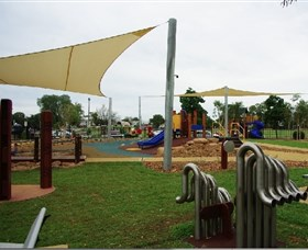 Livvi's Place Playground - Broome Tourism