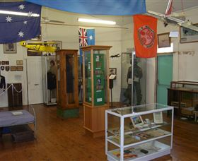 Coolamon RSL Memorial Museum - Broome Tourism