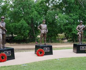 VC Memorial Park - Honouring Our Heroes