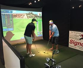 GolfTec - Broome Tourism