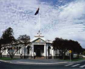 Museum of The Riverina - Historic Council Chambers Site