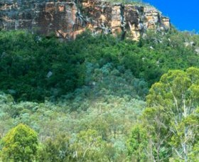 Cania Gorge National Park