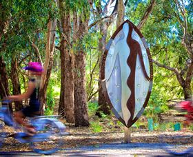 Wagirra Trail and Yindyamarra Sculpture Walk - Broome Tourism