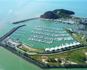 Keppel Bay Marina - Broome Tourism
