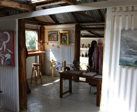 Tin Shed Gallery - Broome Tourism