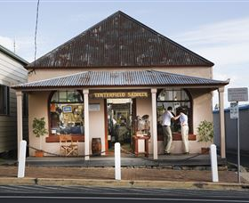 Tenterfield Saddler - Broome Tourism