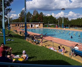 Goulburn Aquatic and Leisure Centre - Broome Tourism