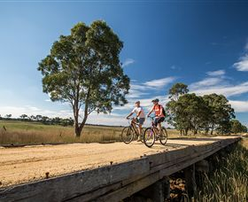 Gippsland Plains Rail Trail - Broome Tourism