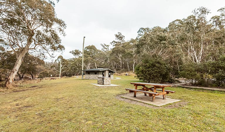 Thredbo River picnic area - Broome Tourism