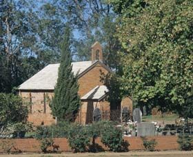 All Saints Church - Henley Brook - Broome Tourism